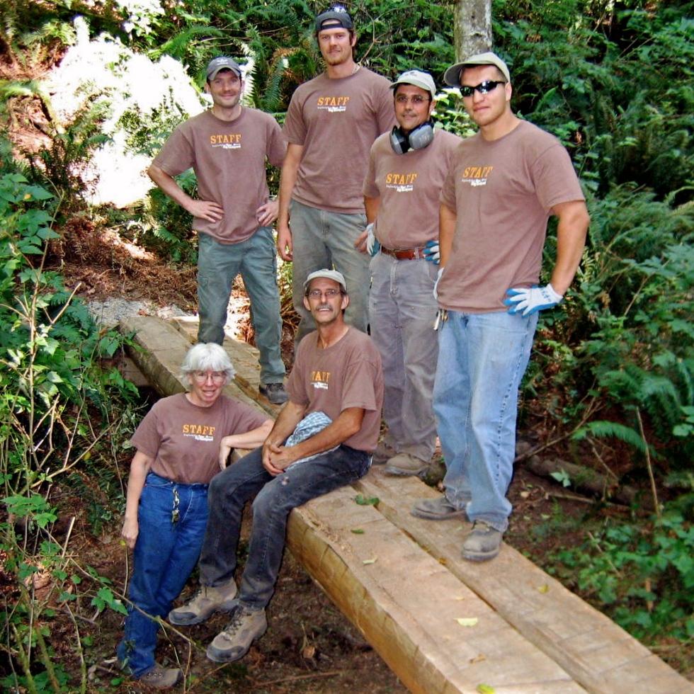 Cougar Mountain staff