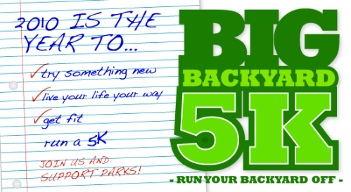 Big Backyard 5K