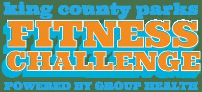 Parks Fitness Challenge Logo