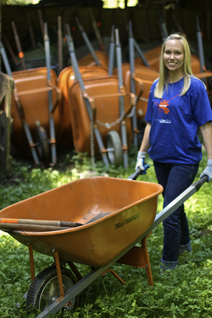 King County Parks Volunteer