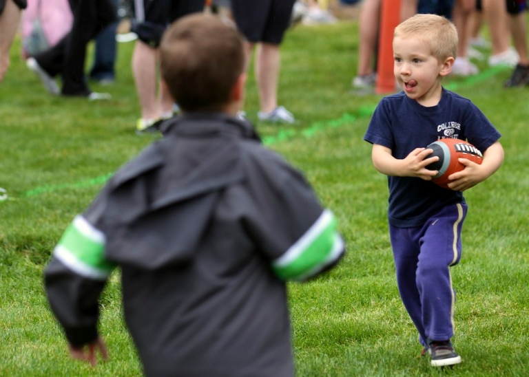 CLIF Kid Backtyard Games Contest
