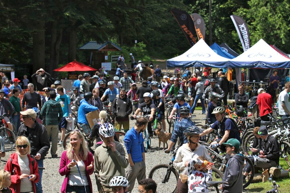 Evergreen Mountain Bike Festival