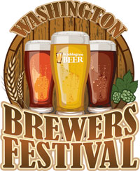 Washington Brewers Festival logo