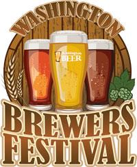 Washington Brewers Festival logo