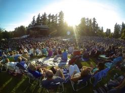 Marymoor Park Concerts: Hall & Oates