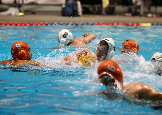 Intl Gay & Lesbian water polo
