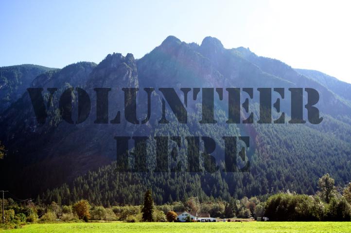 Mount Si, North Bend - Volunteer Here