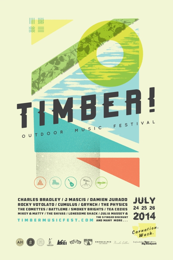Timber! outdoor Music Festival
