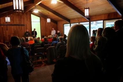 Squak Mountain celebration