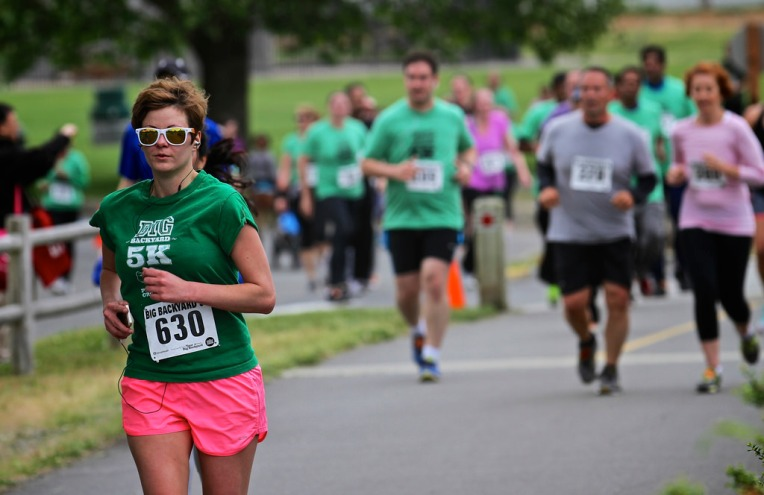 2014 Big Backyard 5K presented by Group Health