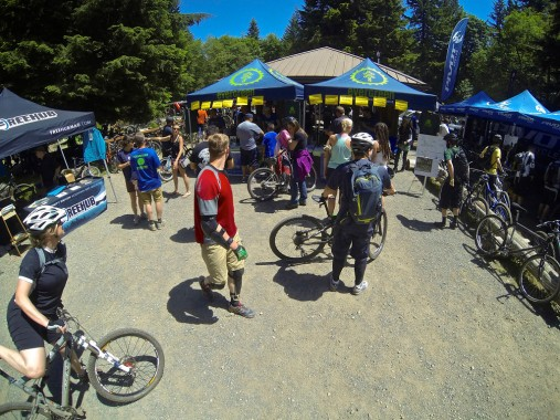 2014 Duthie Hill Mountainbike Festival