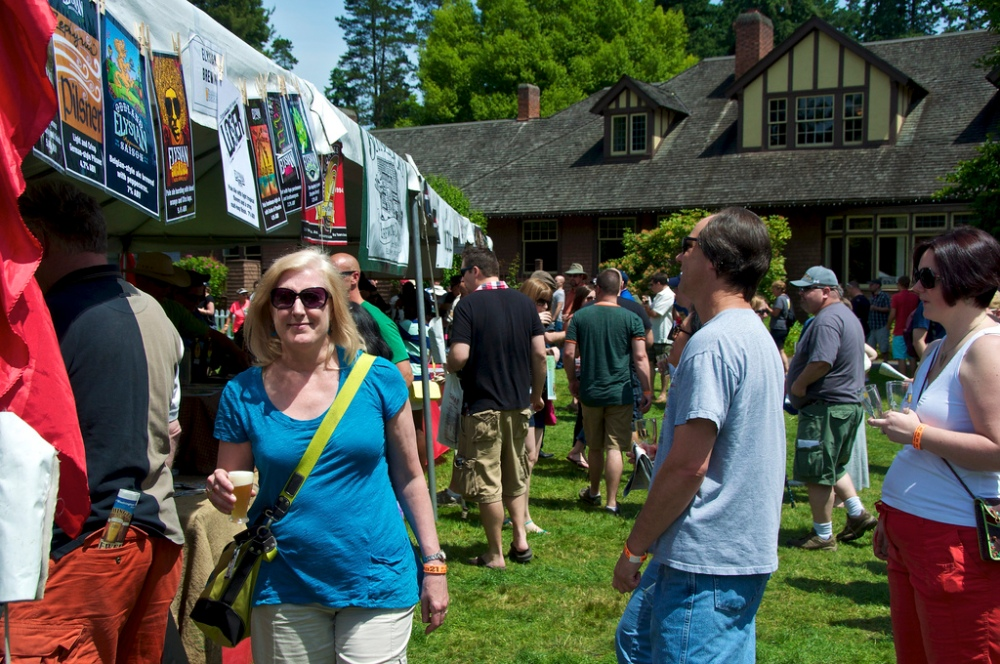 Washington Brewer's Festival
