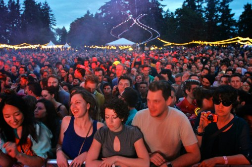 Marymoor Park Concerts: Robyn & Royksopp