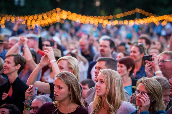 Marymoor Park Concerts: Beck