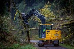 Snoqualmie Valley Trail maintenance