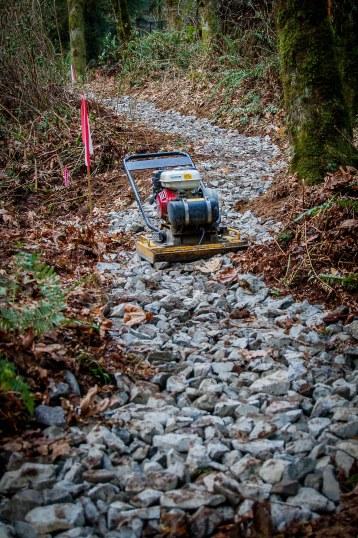 Duthie Hill trail link