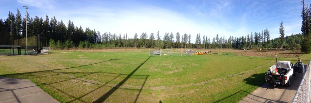 Ravensdale ballfields