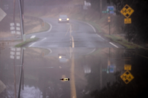 Flooding in Snoqualmie Valley