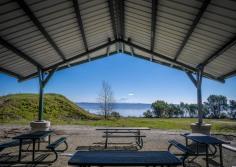 Maury Island shelter