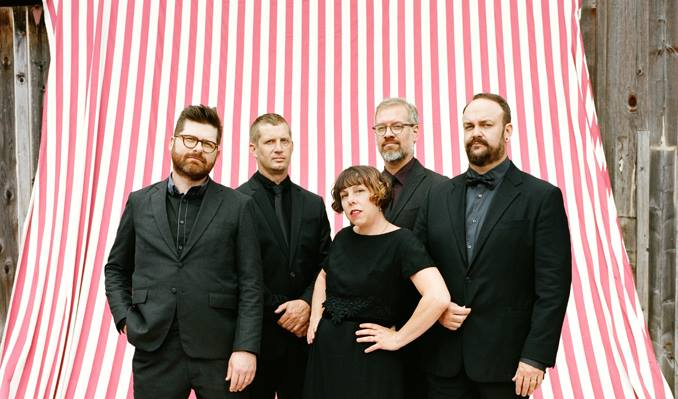 The Decemberists at Marymoor Park Concerts