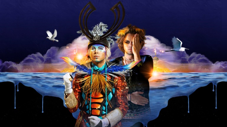 Empire of the Sun - Marymoor Park Concerts