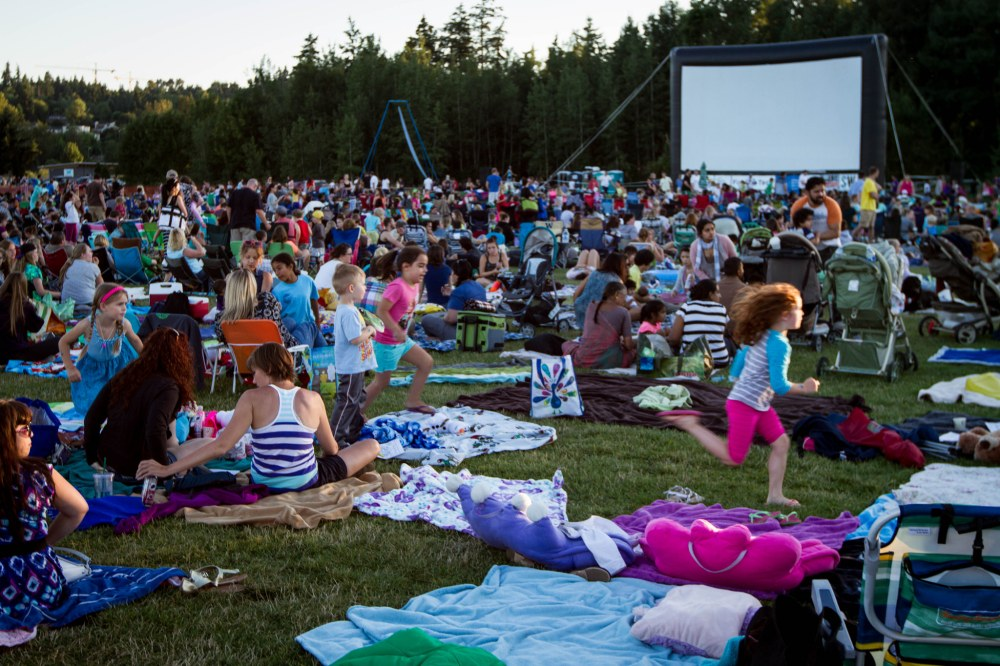 Movies at Marymoor 2015