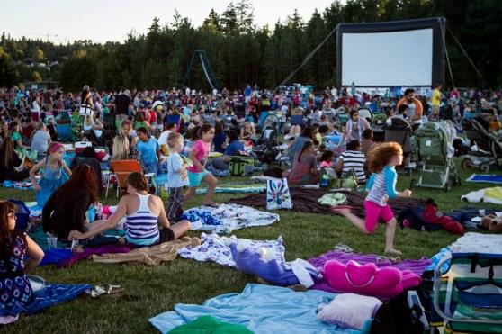 Movies at Marymoor 2015
