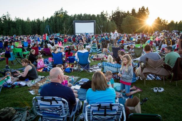2015 Movies at Marymoor