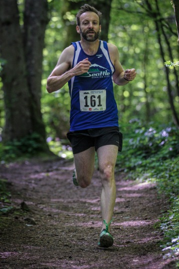 Cougar Mountain Trail Run 2015