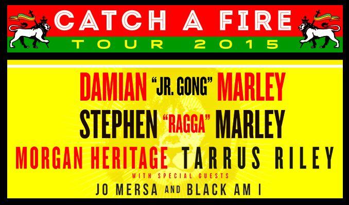Marymoor Park Concerts Damian Marley