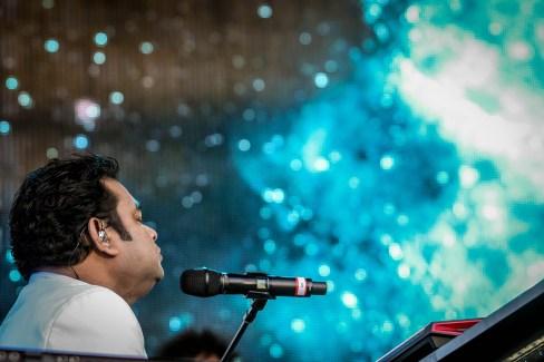Marymoor Park Concerts: A.R. Rahman