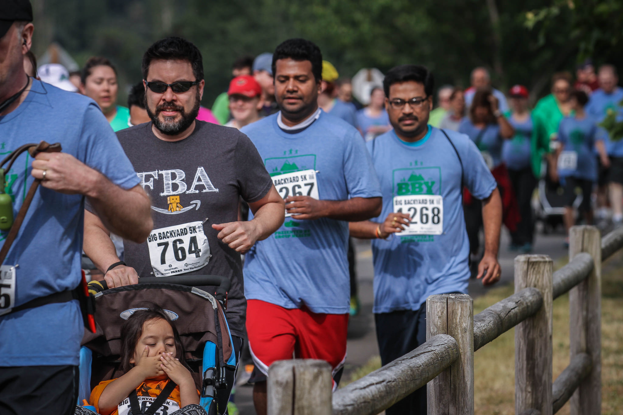 Big Backyard 5K 2015 big backyard 5k – king county parks plog