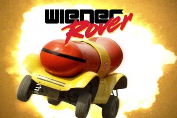 OscarMayer Wiener Rover