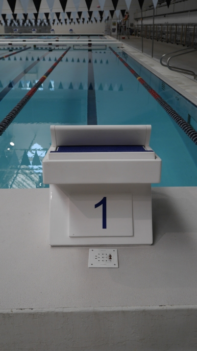 New starting blocks.