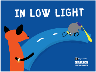 KC Trail Safety - In low light