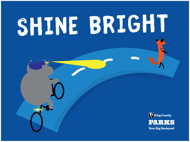 KC Trail Safety - Shine Bright