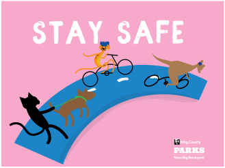 KC Trail Safety - Stay Safe