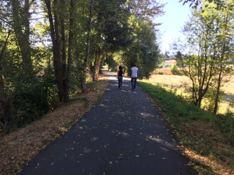 North Creek Trail - Walkers