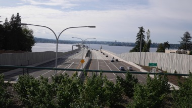 SR520 at the Park