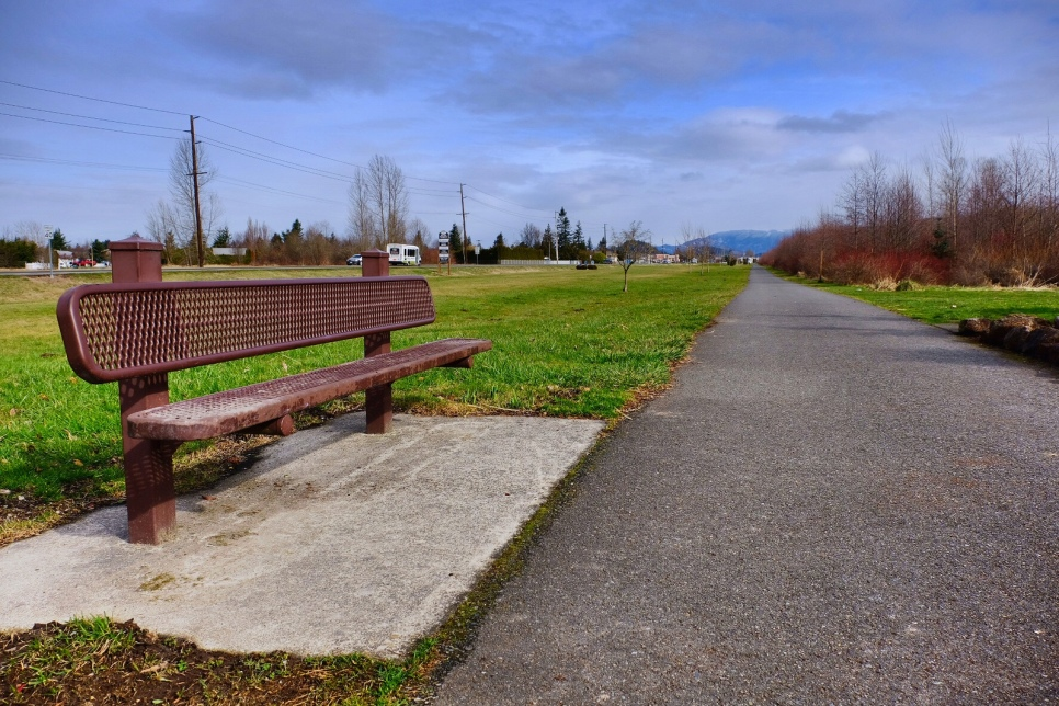 Foothills Trail outside Enumclaw