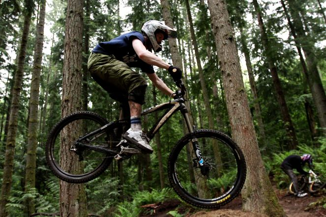 Duthie Hill Mountain Bike Park