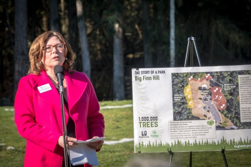 Jennifer Robertson, City of Bellevue Councilmember